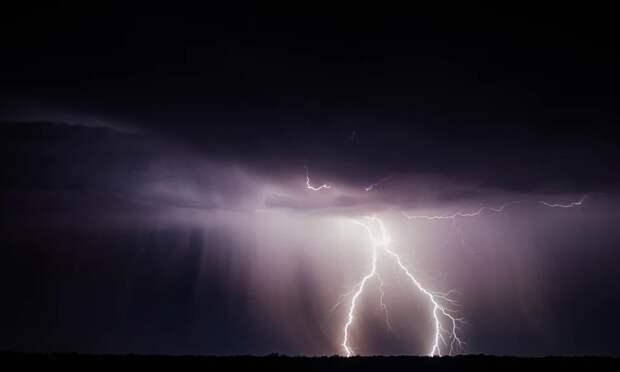 Грозы с молниями обрушатся на Крым во вторник