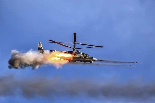 """Завершились испытания вертолета Ка-52К """"Катран"""""""
