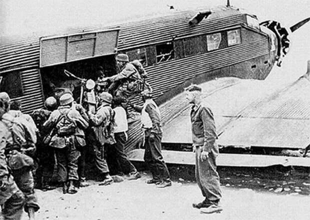 Операция «Меркурий»: как перебили крупнейший десант Гитлера