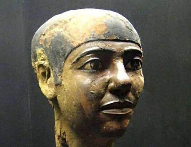 Имхотеп — первый визирь фараона Древнего Египта