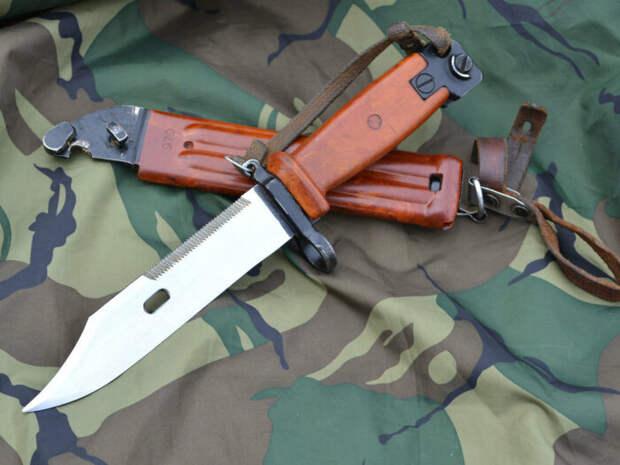 Этот нож откровенно тупой. /Фото: favoritekherson.co.