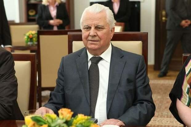 Кравчук заявил о важных шагах на пути к миру в Донбассе