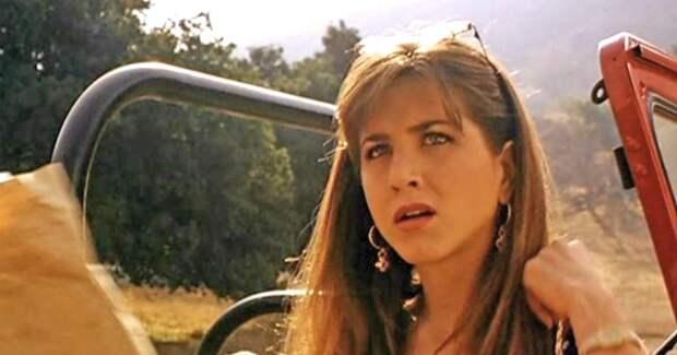 Дженнифер Энистон назвала фильм, за съемки в котором ей стыдно