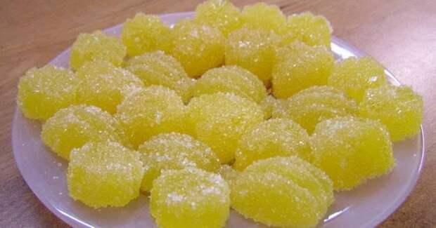 Лимонный мармелад: полезнее лакомства не найдете!