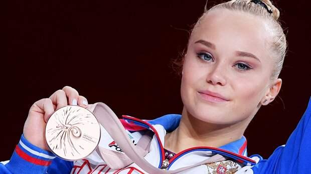 «Зачем вешать наменя такое?!» Русская гимнастка Мельникова отвергла наличие психологических проблем