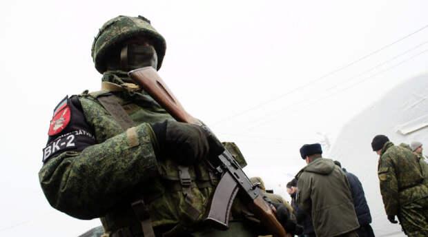 Украинские солдаты ни на что не способны без американских инструкторов