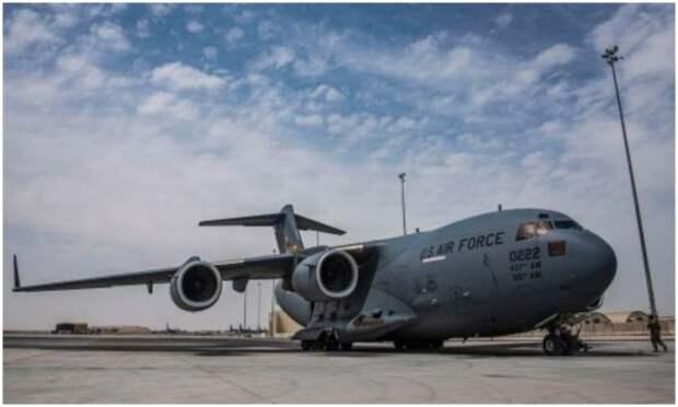 США вывезли изАфганистана 104 грузовых самолета соборудованием итехникой