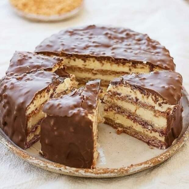 Вкуснейший торт — «Мечта жизни»