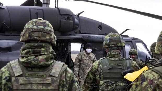 Эксперт прокомментировал проведение учений НАТО у границ России