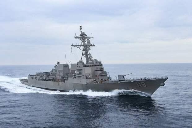 ВМС США запустят разработку нового эсминца DDG(X)