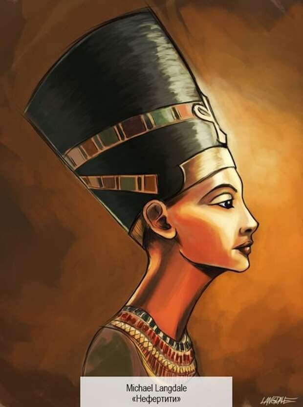 Знаменитые правительницы Древнего Египта