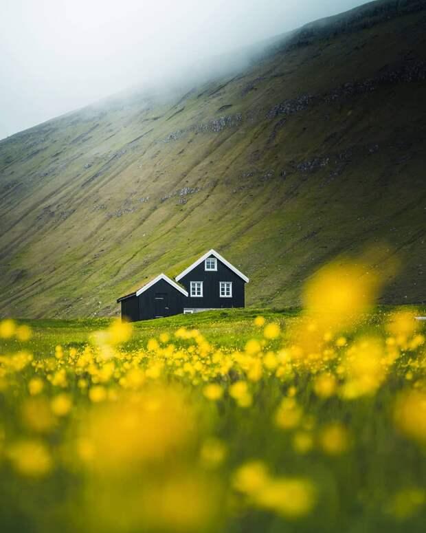 Скажите «Бе!»: Фарерские острова на снимках Раннвы Йонсен