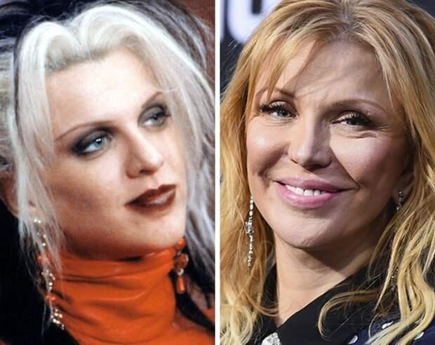 Как сейчас выглядят известные певицы, которые когда-то были отъявленными пацанками