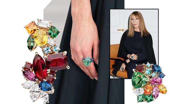 """""""У того, что любишь, нет срока годности"""": Виктуар де Кастеллан о 20-летии в Dior Joaillerie"""