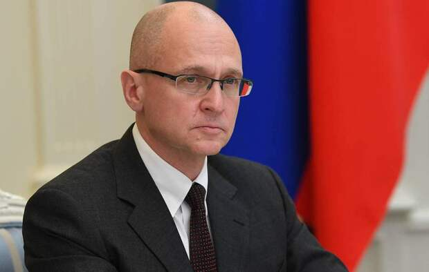 Кириенко возглавил наблюдательный совет российского общества «Знание»