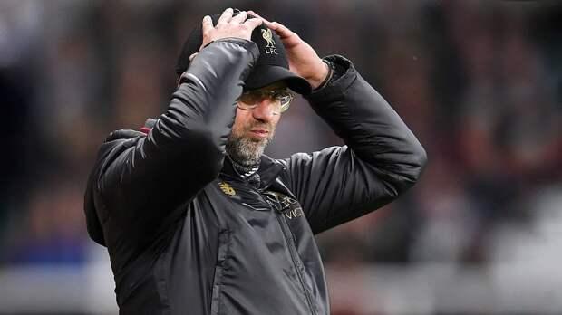 Клопп назвал игру против «Манчестер Сити» самой сложной в мире