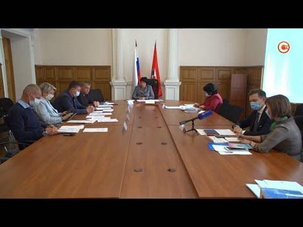 Севастопольские депутаты утвердили перераспределение денег в городской казне (СЮЖЕТ)