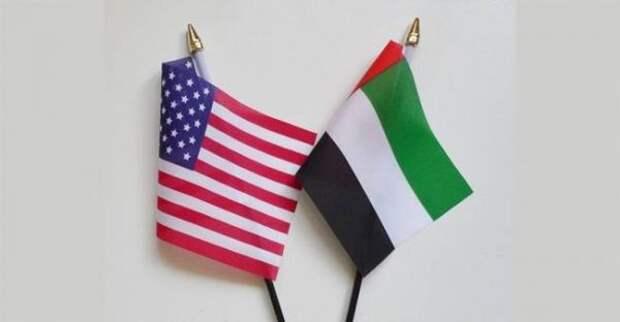 Руководители США иОАЭ обсудили обстановку наБлижнем Востоке