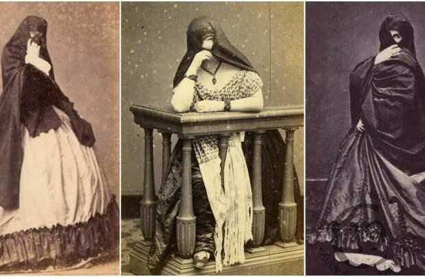 Женщины Перу, которые показывали лишь один глаз, и как это символизировало свободу