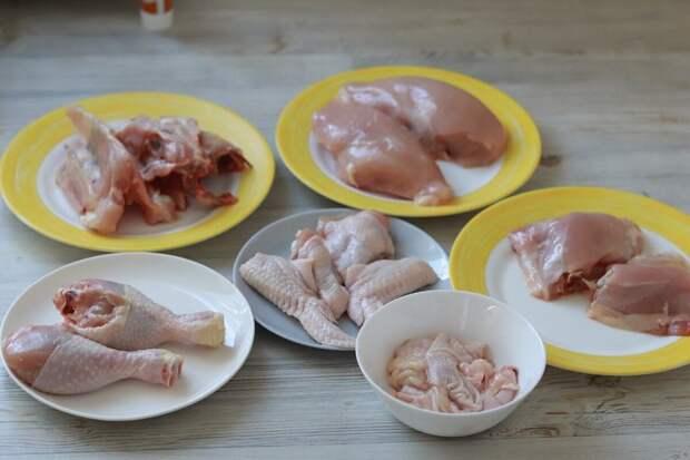 Сколько блюд можно приготовить из 1 КУРИЦЫ? ЕВРЕЙСКИЙ ответ: 8 блюд