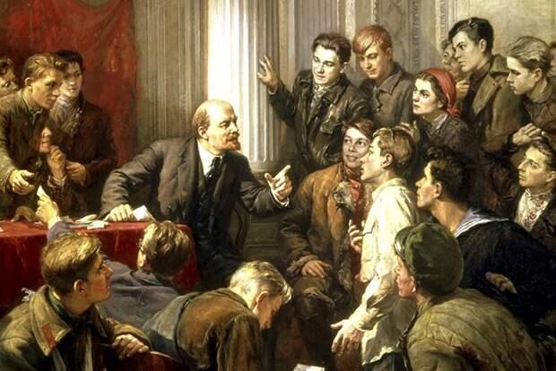Миссия Ленина для XXI века - нести правду