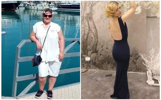 Худо дело: британка сбросила 48 кг, но не смогла принять себя в новомтеле