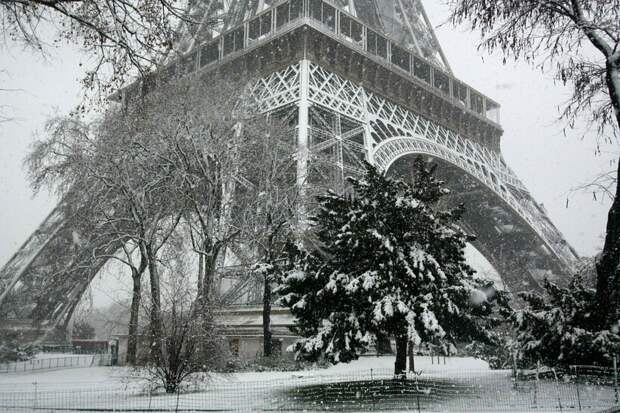 13 мировых достопримечательностей, которые зимой приобретают особый шарм