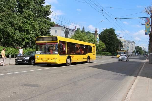 ИПОПАТ стал единственным участником конкурсов на организацию автобусных маршрутов в Ижевске