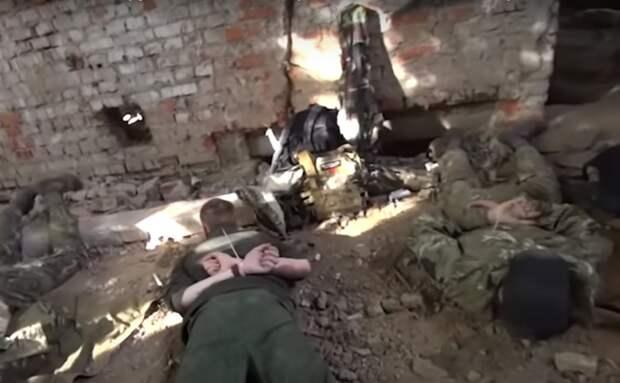 В Белоруссии задержали «лесных партизан» с украинской символикой