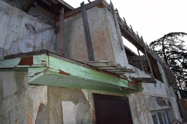 В Крыму возобновят ремонт Массандровской школы искусств