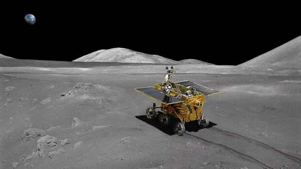 Китайский луноход уже на окололунной орбите