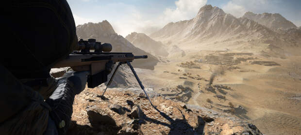 Sniper Ghost Warrior Contracts 2 для PS5 отложили до конца года