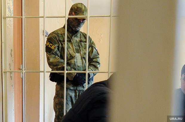 В Москве судят банду грабителей из ФСБ