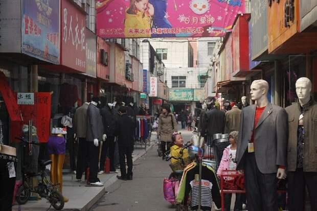 В Китае значительно выросли доходы швейных предприятий