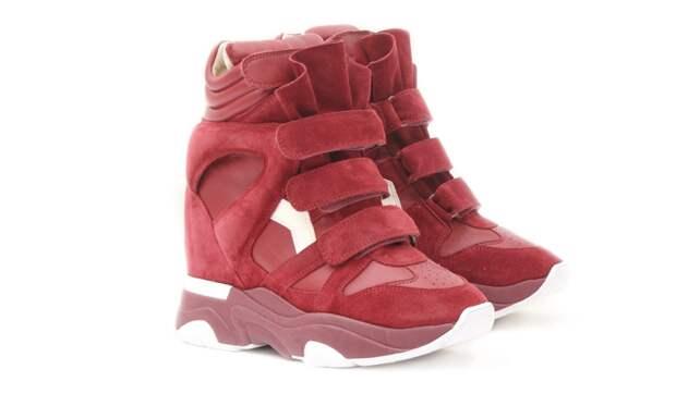 Платформа еще выше, оттенков еще больше: Isabel Marant перевыпустили культовые кроссовки из клипа Бейонсе