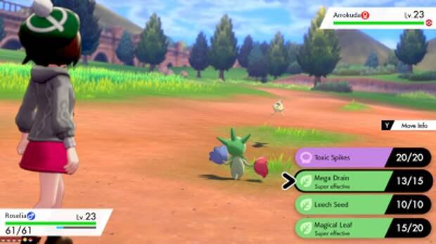 Pokemon Sword & Shield — собери их всех, опять. Рецензия