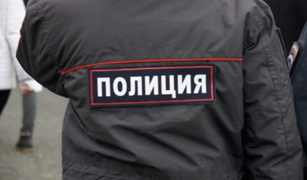 Полицейские скрутили неадекватную женщину вЕкатеринбурге