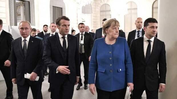 Погребинский указал на провал Германии и Франции в переговорах с Украиной