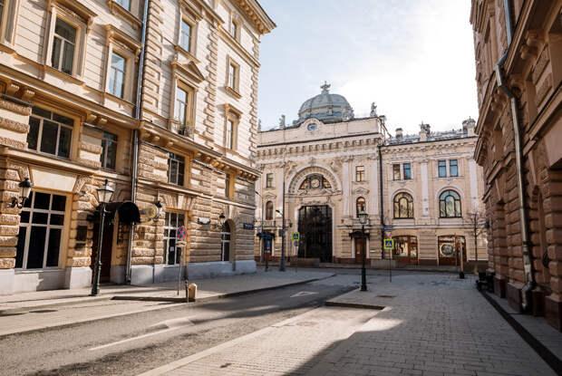 В Москве ввели локдаун с 28 октября по 7 ноября