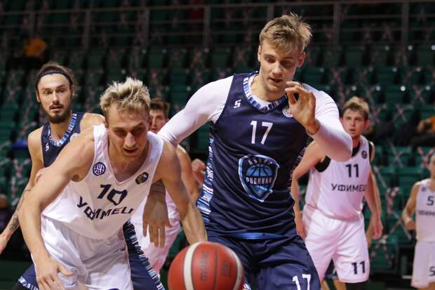 Ижевские баскетболисты «Купол-Родников» победили «Уфимца» в рамках кубка Приматова