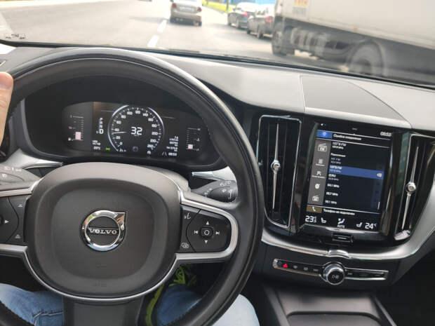 Volvo XC60 уже не та