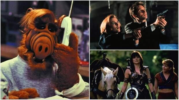 Во что залипнуть на выходных: 10 ностальгических сериалов из 90-х, которые стоит пересмотреть 90-е, залипалово, ностальгия, сериалы