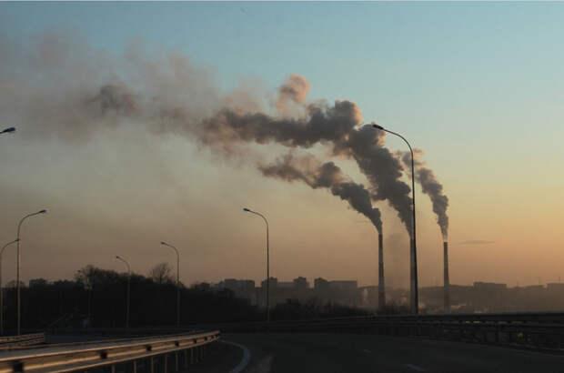 Квоты на вредные выбросы хотят установить в самых загазованных городах