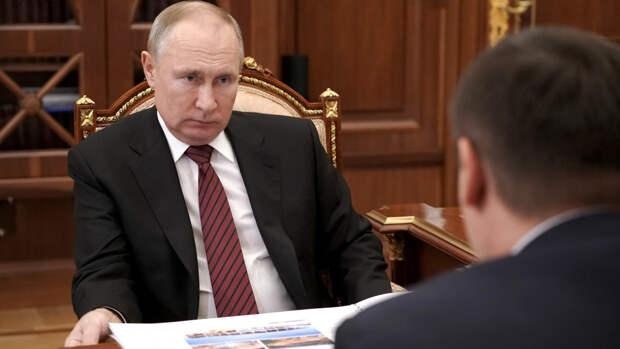 Гинцбург оценил эффективность вакцинации Путина