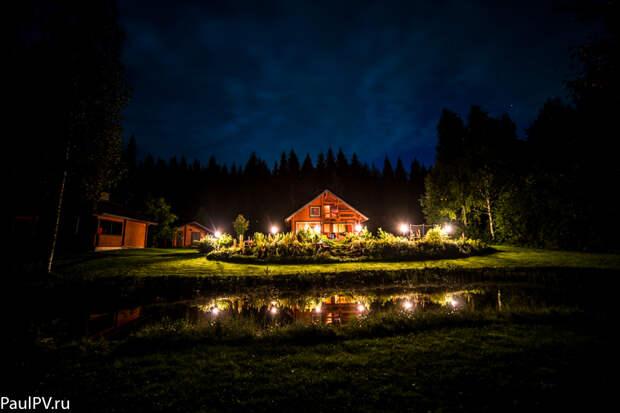 Финляндия летом. Август 2016