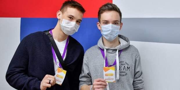 Вызовы пандемии сплотили волонтерское сообщество Москвы — Сергунина