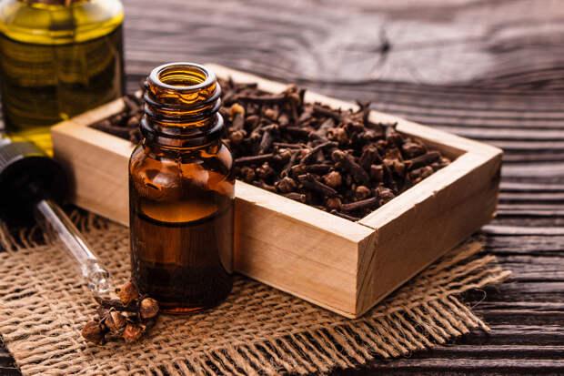 Эфирное масло гвоздики – ароматное спасение от боли и усталости