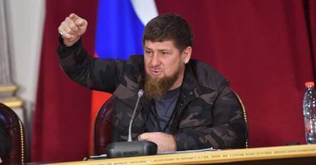 Кадыров призвал сделать Путина «пожизненным президентом»