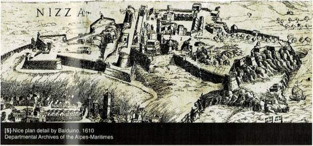 Ницца: во что превращаются неприступные крепости