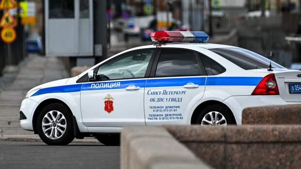 Полиция Петербурга ищет пропавшую в Красносельском районе восьмиклассницу